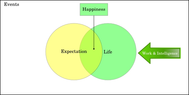 intelligence and happiness