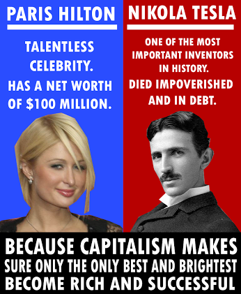 Blind Capitalism